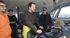 Caso Diciotti, Salvini: «Tutti sulla stessa barca, il giudizio del Parlamento anche per Conte e Di Maio»
