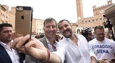 Ballottaggi, exploit Lega. Salvini esulta: più ci insultano più vinciamo