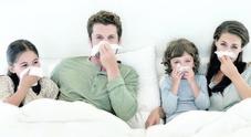 Settembre nero degli italiani: 120.000 a letto con la febbre. «Colpa degli sbalzi di temperatura»