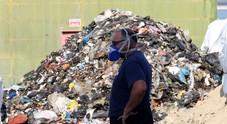 Blocco Stir per un guasto: crisi rifiuti  in molti comuni del Napoletano