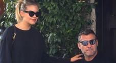 Bobo Vieri e Costanza Caracciolo si sono sposati: nozze in gran segreto a Milano