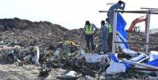 Immagine Ethiopian Airlines caduto: il pilota non era addestrato