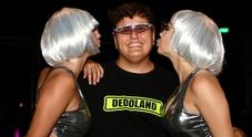 La grande notte di Dedoland: party super per i 18 anni di Alfredo Pallotta