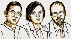 Nobel dell'Economia 2019: vincono Banerjee, Duflo e Kremer per l'approccio sperimentale nella lotta alla povertà