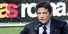 Immagine Parnasi intercettato: «Per lo stadio  tempi lunghi, Pallotta se ne andrà»