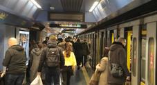 Guasti e ressa, stop al metrò linea 1 per motivi di ordine pubblico