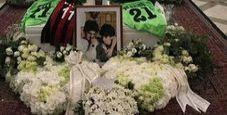 Immagine Messina, lacrime ai funerali dei fratellini morti nel rogo in casa