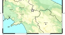 Trema la terra in Irpinia:  scossa di 2.7 a Vallesaccarda