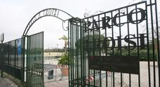 Napoli, raid al parco Troisi: rubati tombini e grate, minacce ai custodi