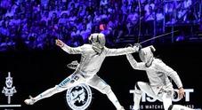 Mondiali scherma, Curatoli è bronzo: il napoletano con «vista» Tokyo