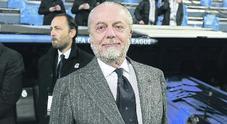 Napoli, De Laurentiis fa all-in: «Credo in Ancelotti, voleremo»
