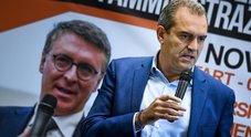 Napoli, de Magistris accoglie Salvini: «Spero che porti elementi di concretezza e positività»