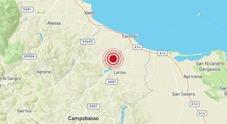 Ferragosto di paura nel Molise: 40 scosse di terremoto in tre giorni