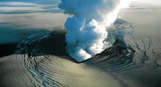 Una super-eruzione spazzerebbe via la civiltà umana: calcolo del rischio