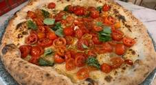 A Napoli le ricette di chef stellati «diventano» pizze