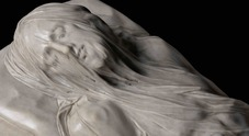 Cappella Sansevero, campagna fotografica in scala 1:1 per l'opera di Scripta Maneant