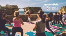 Riparte Yogaiola: lezioni yoga nell'area marina protetta della Gaiola