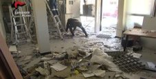 Immagine Presa banda che faceva esplodere bancomat
