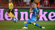 Napoli, torna subito il campionato la torre Milik contro il Parma