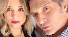 Il dramma di Francesca Barra e Claudio Santamaria: «Abbiamo perso il bambino»