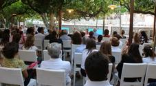 Capri: nella limonaia dell'Hotel Syrene tre libri per raccontare il fascino millenario di Napoli