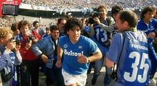 Maradona, spunta la prima clip del nuovo film: Napoli ai piedi del Pibe