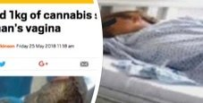 Immagine «Non sento più il bimbo», nell'utero un chilo di droga