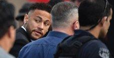Immagine Stupro, Neymar interrogato dalla polizia: ha negato tutto