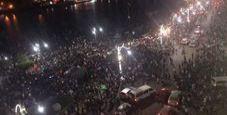 Immagine Egitto, protesta in piazza  contro al Sisi: arresti