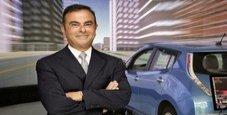 Immagine Nissan-Renault-Mistubishi, arrestato il presidente Ghosn
