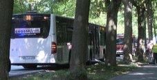 Immagine Accoltella passeggeri bus: otto feriti in Germania