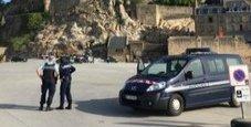 Immagine Arrestato il ricercato di Mont Saint Michel