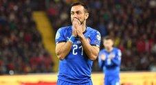 Italia-Liechtenstein live dalle 20.45: Quagliarella e Kean in attacco