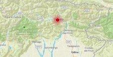 Immagine Terremoto 4.0 in Friuli, in serata la replica