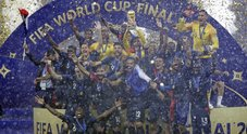 La Francia sul tetto del mondo il sogno croato si spegne in finale