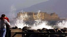 Allerta meteo su tutta la Campania, de Magistris non chiude le scuole