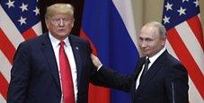 Immagine Trump raddoppia e invita Putin alla Casa Bianca
