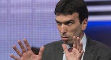 Democrat in crisi, Calenda: «Irrilevanti, andiamo oltre il Pd», Martina: «D'accordo sul ripensamento, no al superamento»