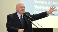 Autonomia, De Luca esulta: «La Campania ha frenato l'iter»