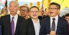Immagine Hong Kong: a processo i leader di Occupy