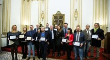Premio Landolfo, tra i premiati Ciarcia, Siniscalchi e Ruberto