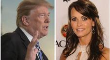 Sesso a pagamento con la modella di Playboy, Fbi sequestra audio di Trump