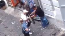 Napoli, non solo risse e mercatini del falso: al Vasto torna anche il contrabbando