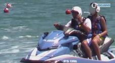Figlio Salvini su moto d'acqua, la procura chiede l'archiviazione
