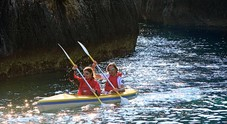 Kayaking (foto di Malta Tourism Authority)