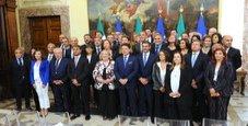 Immagine Governo, il giuramento dei sottosegretari