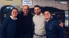 Sorrento, cena a Marina Grande per il regista Ferzan Özpetek