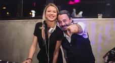 Sonja Pavilica spopola a Coroglio, notte dancing per The Apartment