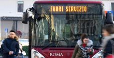 Immagine Paura a Roma, 30enne accoltellato sul bus