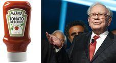 Kraft-Heinz, trema il colosso del ketchup: profondo rosso a Wall Street, -27%